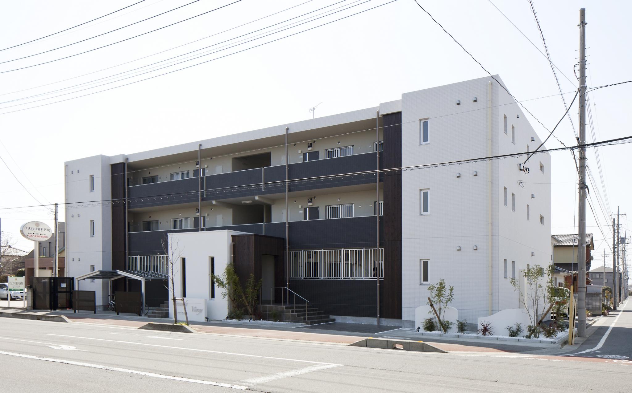 前橋市文京町の賃貸マンションなら渋沢テクノ建設