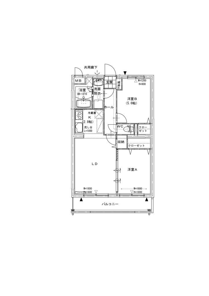 A-07 ★2階平面図のサムネイル